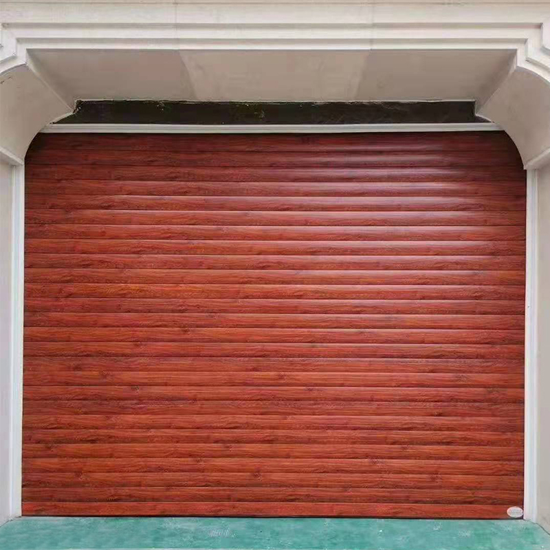 铝合金型材门