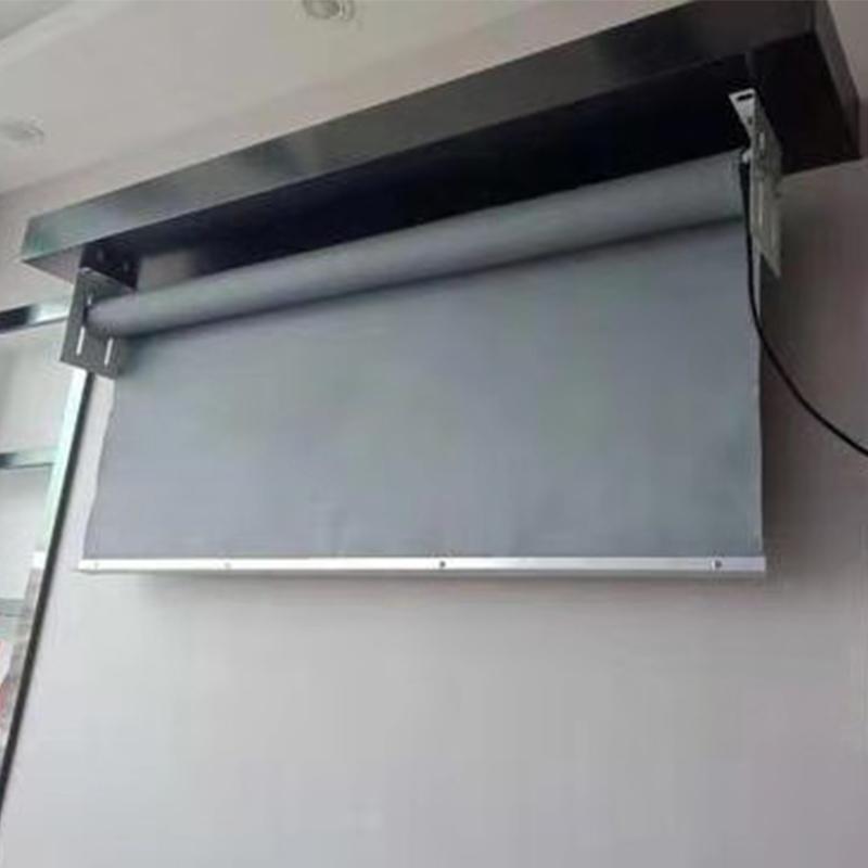 浙江活动式柔性挡烟垂壁电动